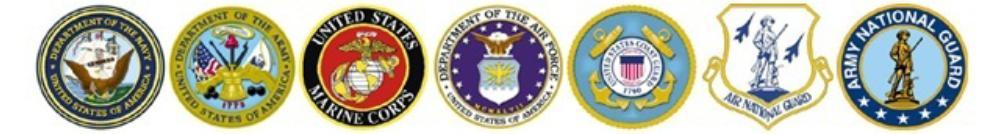 Military Appreciation Cash Back Program