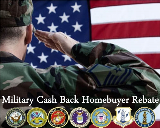 Military Apperciation Homebuyer Rebate Program