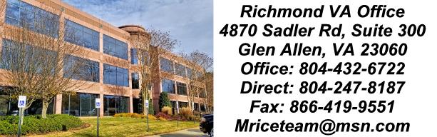 Equity First Realty Richmond VA